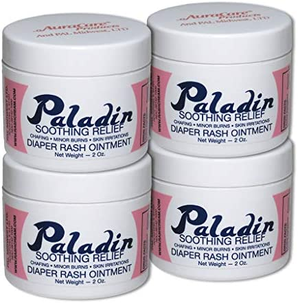 Paladin Diaper Rash Ointment 4 Pack Paladin is The Diaper Rash Cream That Actually Works There product image