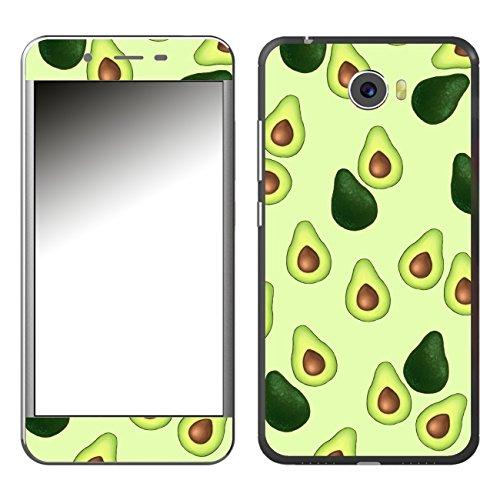 Disagu SF-106921_1122 Design Folie für Archos 50 Cobalt - Motiv Avocados Muster grün