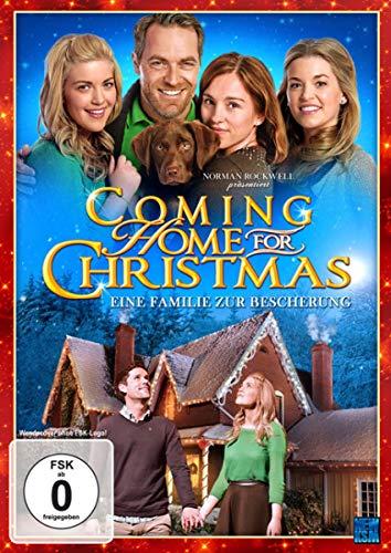 Coming Home for Christmas - Eine Familie zur Bescherung, 1 DVD