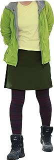 [ラドウェザー]トレッキング スカート キュロット はっ水 防汚 防油 速乾 耐久性 スポーツ アウトドア レディース