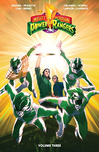 Mighty Morphin Power Rangers Vol. 3 (English Edition)