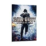 MMMU Póster de Call of Duty World at War para pared (20 x 30 cm)