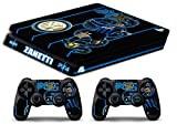 SKIN PS4 SLIM Qualità stampa HD Ultraresistente Playstation 4 Slim