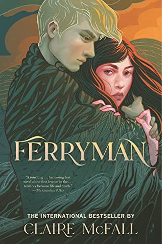 Ferryman by [Claire McFall]