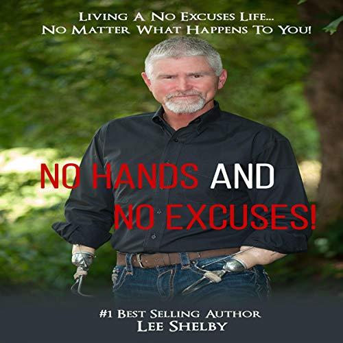Page de couverture de No Hands and No Excuses