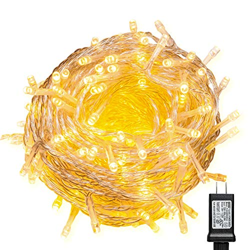 5m Verlängerungskabel Verlängerungskabel für LED-Lichterketten EU-Stecker