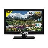 MAJESTIC tvd 215 s2 LED televisore Full HD da 15.6' LED