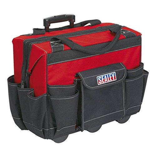 Sealey Tool Storage Bag on Wheels 450mm Heavy-Duty AP512