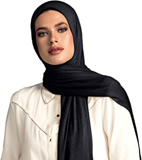 Voile Chic 8 Colors Premium Jersey Head Scarf Wrap