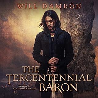 The Tercentennial Baron audiobook cover art