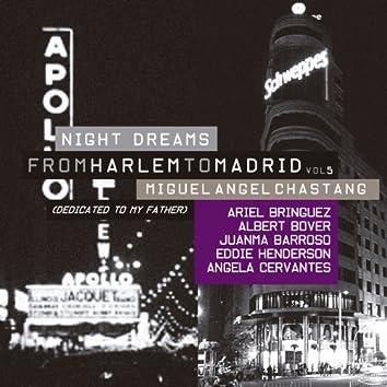 From Harlem to Madrid Vol. 5 Night Dreams