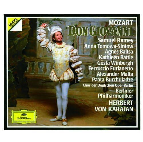 Chor der Deutschen Oper Berlin, Berliner Philharmoniker, Herbert von Karajan & Wolfgang Amadeus Mozart