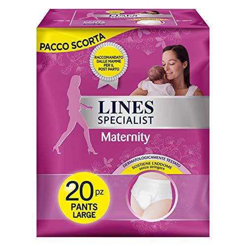 Lines Specialist onderbroek post Parto 20 stuks