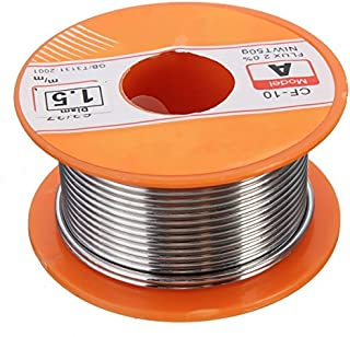 1.5mm 63/37 FLUX 2.0% Tin Lead Tin Wire Melt Rosin Core Solder