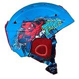 Casque de snowboard pour enfant Spiderman