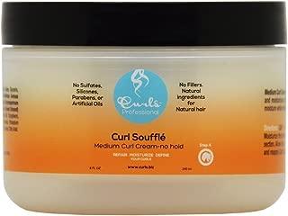 Curls Curl Souffle Medium Curl Styling Cream, 8-Ounce Jars
