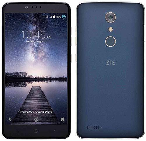ZTE Zmax Pro Z981 32GB Unlocked GSM Phone w/ 13MP Camera - Black
