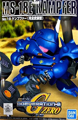SDガンダム G-GENERATION ケンプファー(完全武装型) プラモデル