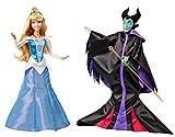 Disney Princesas Bella Durmiente y Maléfica (Mattel BDJ35)