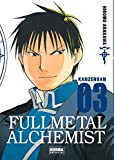 FULLMETAL ALCHEMIST KANZENBAN 03 (CÓMIC MANGA)