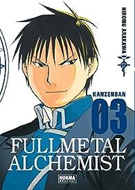 FULLMETAL ALCHEMIST KANZENBAN 03 par Hiromu Arakawa