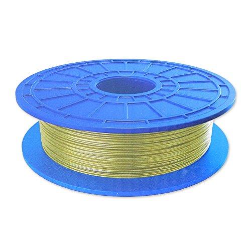 Dremel Filament PLA für Drucker 3D Idea Builder goldfarbenx1