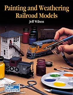 model railroad weathering powders