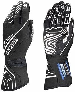 Sparco Lap RG-5 Racing Gloves 001311 (Size: 10, Black)