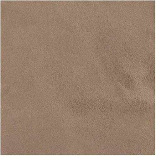 """Mybecca Microsuede Black Suede Fabric Upholstery Drapery Furniture Cover & General Use Fabric 58/60"""" Width Fabric Sold Per Yard (Cut Separately by 1 Yard via Prime)"""