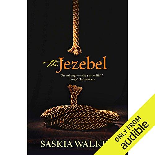 The Jezebel audiobook cover art