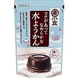 井村屋 コクがあってなめらかな水ようかん 3コ ×10袋