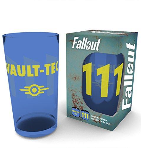 GB Eye Fallout Vault 281,9 cm Premium en Verre, différents, Grande