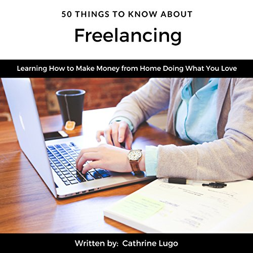 50 Things to Know About Freelancing audiobook cover art