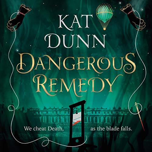 Dangerous Remedy cover art