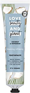 Love Beauty and Planet Blooming Whitening Coconut and Peppermint Toothpaste, 75ml