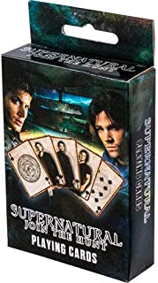Supernatural - Playing Cards Deck