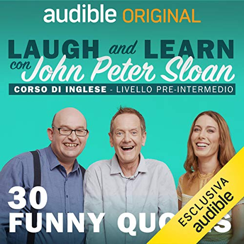Funny quotes audiobook cover art