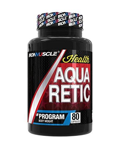 Iron Muscle Integratore Alimentare Aqua Retic - 0.10 kilograms