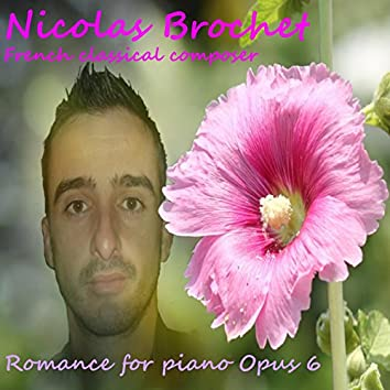 ROMANCE FOR PIANO OPUS 6 N°1 - FLOWER POWER