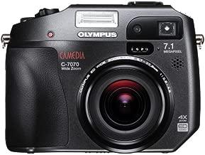 Olympus Camedia C7070 7.1MP Digital Camera with 4x Optical Wide Zoom
