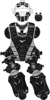 MIZUNO(ミズノ) 少年軟式捕手防具4点セット 展示会限定品 (1djpc008)