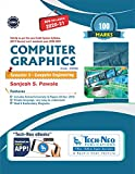 Computer Graphics (Second Year COMPUTER Branch Exam Books 100 marks ( SPPU University New Syllabus 2020 Course )