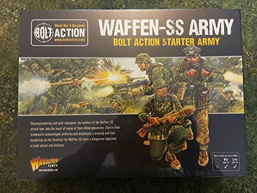 Bolt Action Waffen SS Starter Army