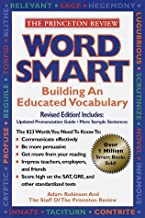 Word Smart: Building An Educated Vocabulary (Princeton Review)