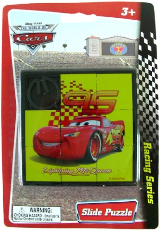 venta de ofertas Disney Pixar Coches Slide Puzzle [Juguete] [Juguete] [Juguete] by What Kids Want  promociones de descuento