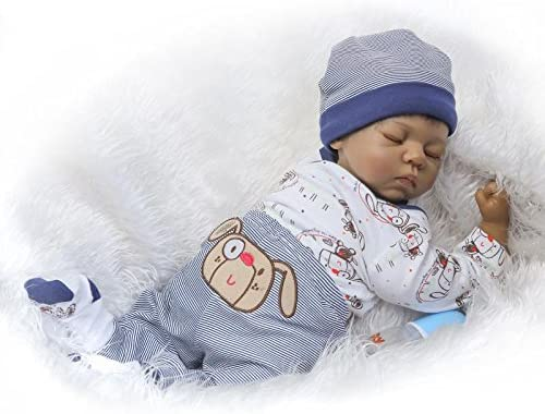 A black silicone baby _image1