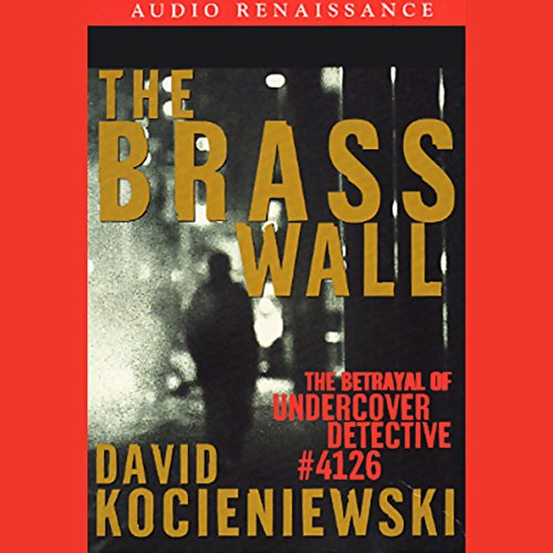 The Brass Wall audiobook cover art