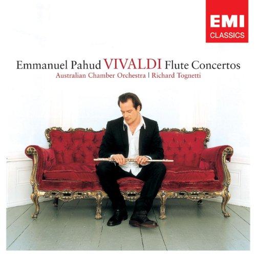Emmanuel Pahud - Vivaldi. Flute Concertos