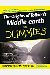 The Origins of Tolkien's Middle-earth For Dummies® Kindle Edition