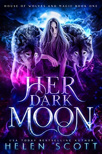 Her Dark Moon House of Wolves and Magic Book 1 product image